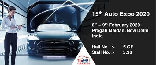 Auto Expo 2020 Neu Delhi