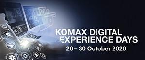 KOMAX EXPERIENCE DAYS 2020